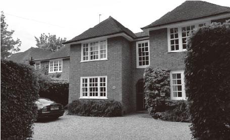レッチワースの住宅