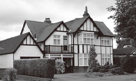 レッチワースの住宅2