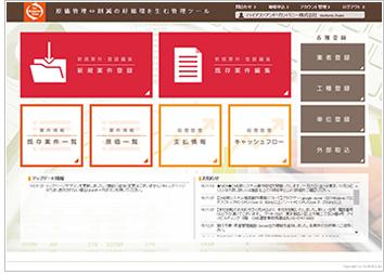 CMS(コスト・マネジメント・システム)